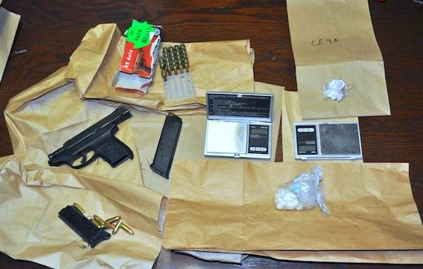One Arrest During Fellsmere Drug House Raid