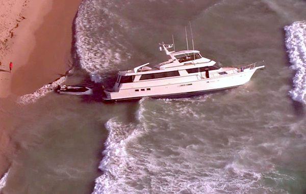 Florida Boater Arrested