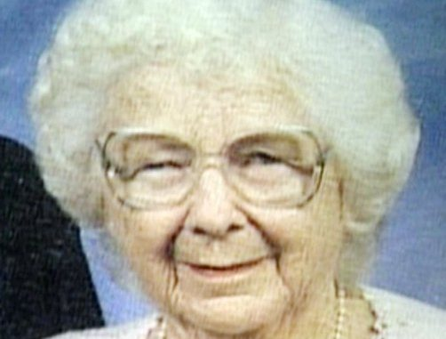 Helen McPherson, 86, was killer in her Vero Beach home.
