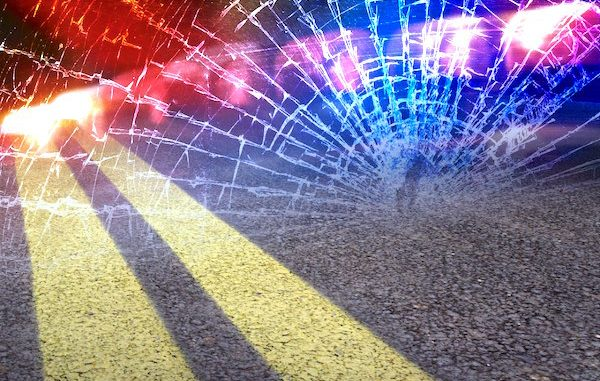 An 8-year-old boy ran out into the street and was struck by car.