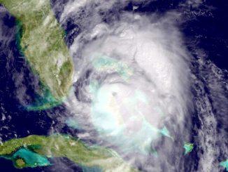 Hurricane Matthew threatened Florida on Oct. 6-7.