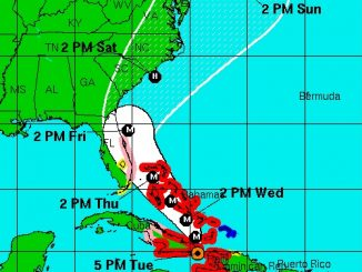 Hurricane shelters in Indian River County