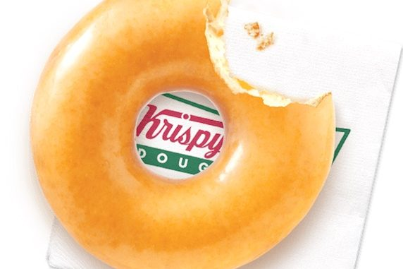 Krispy Kreme doughnut sends mail to jail for meth
