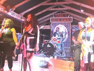 The Ladies of Soul at Earl's Hideaway in Sebastian, Florida.