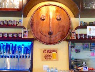 Pareidolia Brewing Company in Sebastian, Florida.
