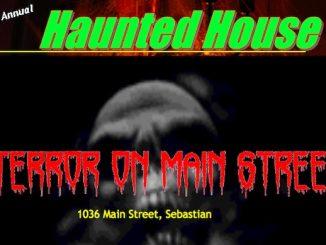 Haunted House in Sebastian, Florida