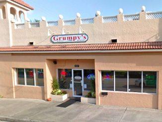 Grumpy's in Vero Beach, Florida.