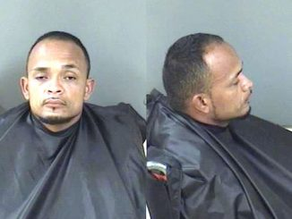 Luis Rivera arrested after fleeing from traffic accidents.