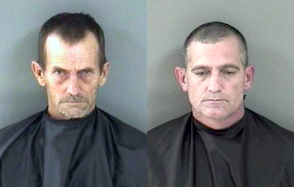 Joseph Stonewall and James Barnes sold methamphetamine to undercover detectives.