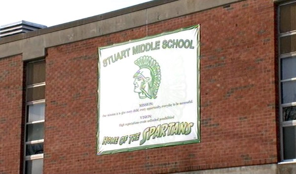 Middle school student brings knife to school in Stuart.