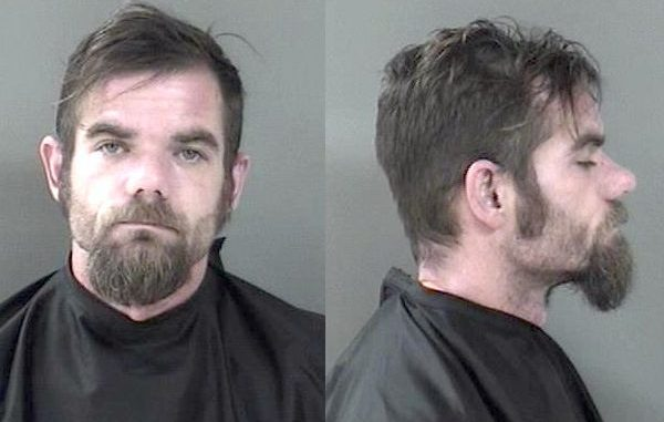 Vero Beach man tried to inject heroin in parking lot.