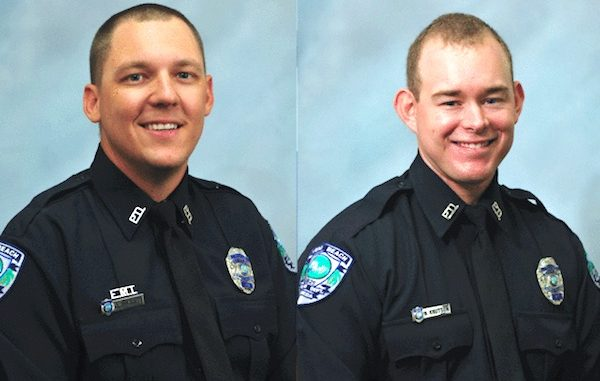 Two Vero Beach Police officers resign.