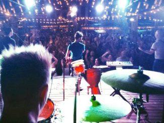 Orange Avenue to play at Captain Hiarm's Sandbar in Sebastian, Florida.