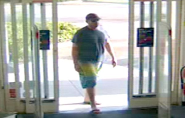 Robbery suspect walked into a CVS store in Melbourne and fled with cash.