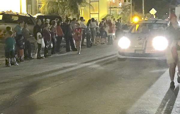 Christmas parades in Indian River County.