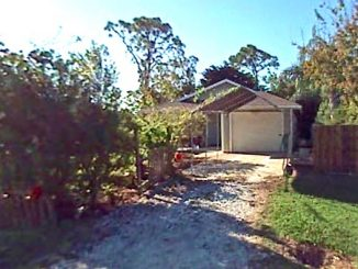 Man pretends to be dead so guest would leave his Vero Beach home.