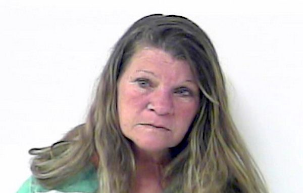 Fort Pierce woman arrested for making arrested after she was making unwelcome sexual advances.