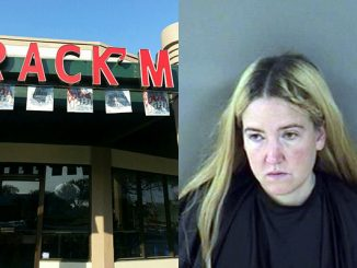 Rack'm Billards calls police after Sebastian woman throws darts at customers.
