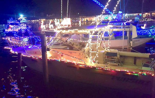 South Brevard Lighted Boat Parade to get underway Dec. 17.