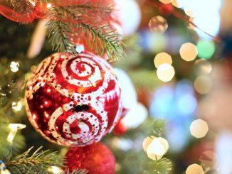 Christmas events in Vero Beach, Florida.