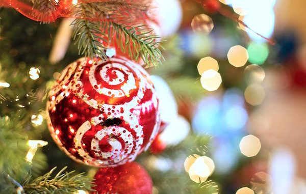 Christmas events in Vero Beach, Florida.