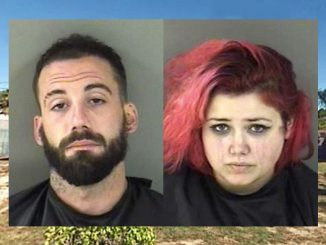 Two people rob Vero Beach bar patron after giving him a ride home.