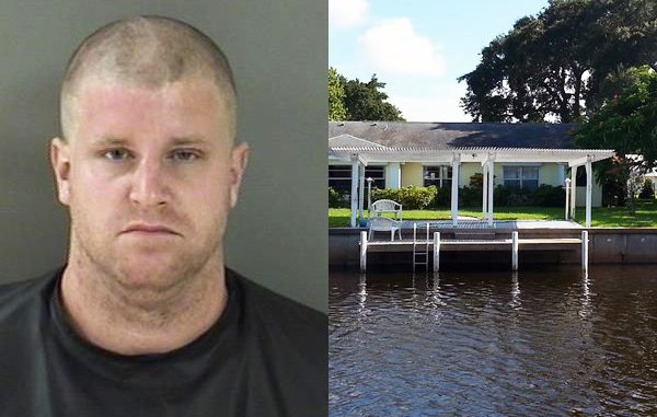 Man tells police he was baptizing himself in Vero Shores cancel.