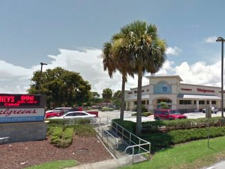 A Walgreens in Sebastian was robbed twice during the weekend.