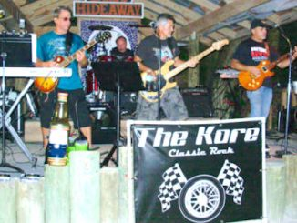 Earl's Hideaway presents The Kore band.