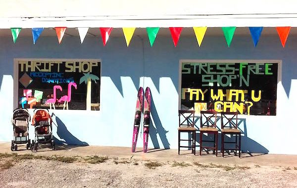 One Way Grace Thrift Store now open in Wabasso.