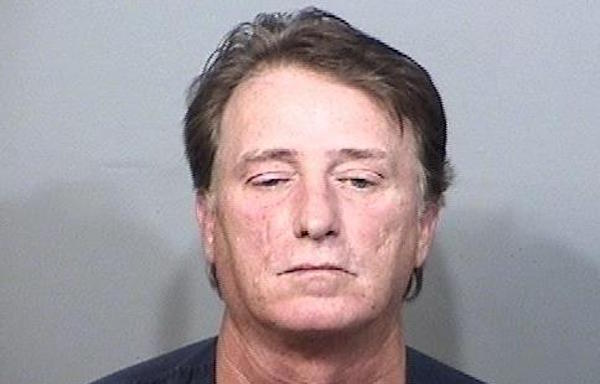 56-year-old Barney Lynch of Barefoot Bay was also taken into custody on a warrant.