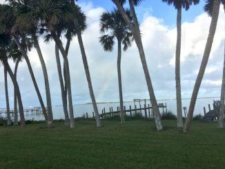Sebastian and Vero Beach storm warning.
