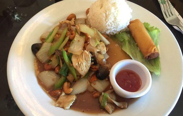 Vero Beach Kata offers a great lunch menu.