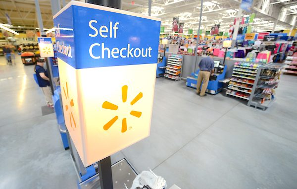 Vero Beach Walmart catches woman stealing through self-checkout.
