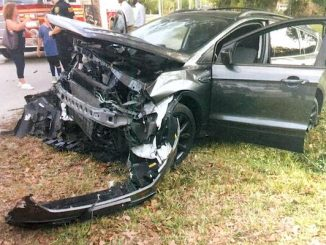 Man charged with DUI after accident in Fellsmere.
