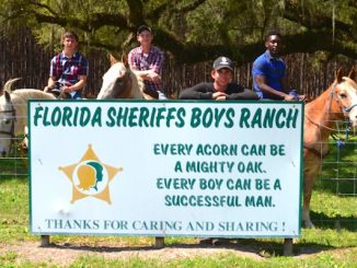 IRCSheriff hosts Florida Sheriff's Youth Ranches in Vero Beach.