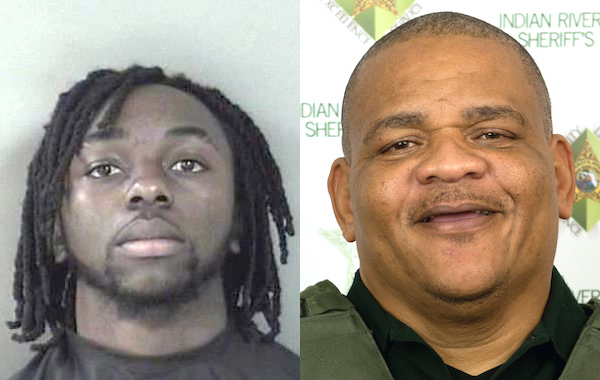 Gifford shooting suspect of Indian River County Sheriff's Deputy Garry Chambliss arrested.