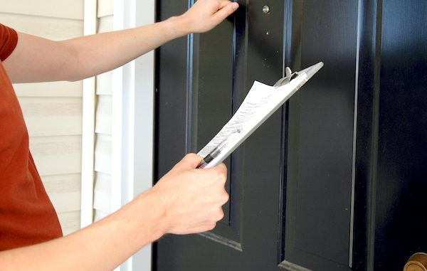 Residents are reporting a growing number of door to door solicitors in Vero Beach and Sebastian.