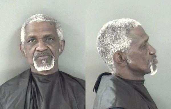 Witnesses called the Vero Beach Police Department after watching a man repeatedly punching a woman in a pickup truck.