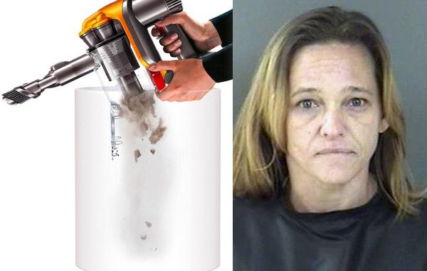 Vero Beach Walmart catches woman trying to use old receipt to steal Dyson vacuum.