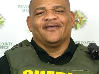 A new street in Gifford has been named after Indian River County Sheriff's Deputy Garry Chambliss