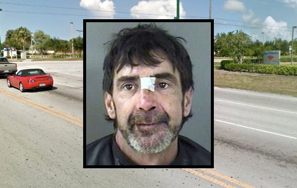A motorcyclist in Sebastian took the keys from a DUI suspect after watching the van swerve in and out of lanes.