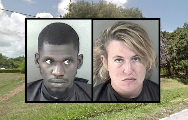 Couple arrested for disorderly conduct by Indian River County Sheriff's Office in Sebastian.