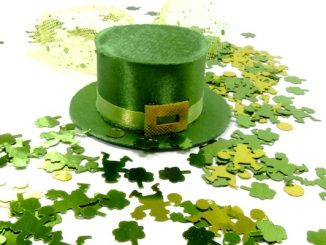 St. Patrick's Day events in Sebastian, Florida.