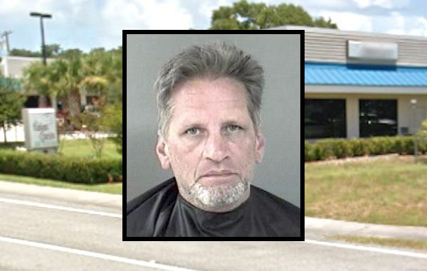 Man causes disturbance at Italian Cousin restaurant in Sebastian.