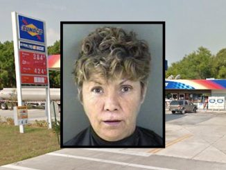 Vero Beach woman yells for help from ditch after leaving Klub Kar without paying.