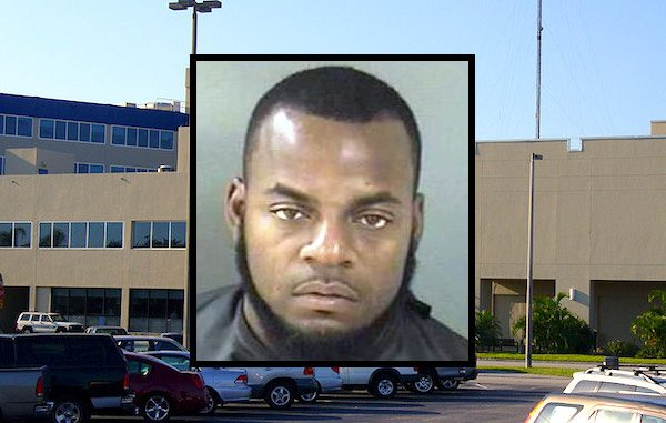 Man arrested after smoking marijuana at Indian River Medical Center in Vero Beach.