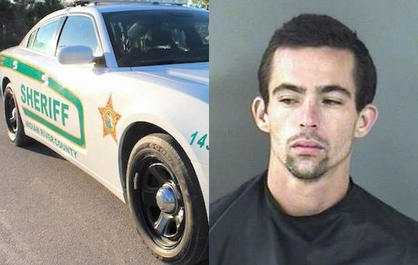 Driver tailgates IRC Sheriff's deputy in Vero Beach, arrested for DUI.
