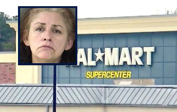 Woman arrested for stealing Legos at Vero Beach Walmart.