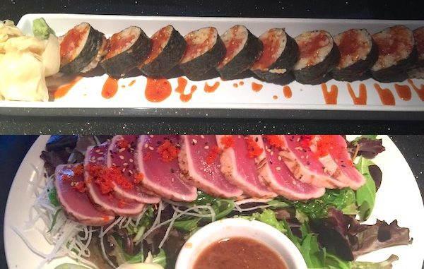 Wasabi Sebastian offers a great menu with a full variety of Thai sushi and Japanese traditional cuisine.